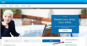www.myciti.com   Access Citibank Account Online Management