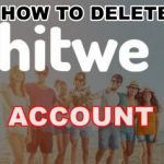 How To Delete Hitwe Account, Deactivate Hitwe Account on www.hitwe.com