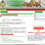 NYSC Online Registration Portal – www.nysc.org.ng