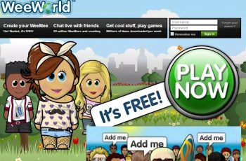 www.weeworld.com, Free WeeWorld Sign Up Account