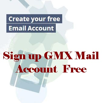 Sign up GMX Mail Account