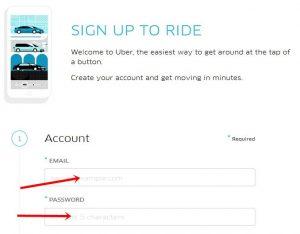 www.Uber.com Registration, Sign Up Uber.com Account