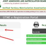 How to Check 2017 JAMB CBT Result | JAMB Result Checker Online