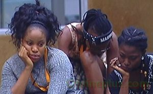Big Brother Naija Week Five Nomination