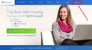 Bluehost Webmail Login, Bluehost Login, Login Bluehost Webmail