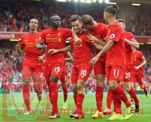 Liverpool Player Salaries 2017