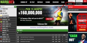Register For Nairabet Account | Create Nairabet Account