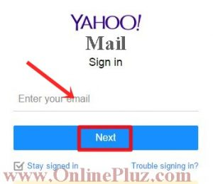 Login Yahoo Mail