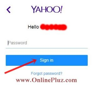 Login YahooMail