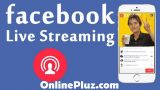 Facebook Live stream Video