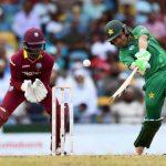Pakistan Beats West Indies By Six Wickets in T20 Opener