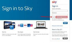 Sky Email Login