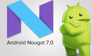 Android 7.0 NOUGAT OTA Update