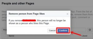 Remove Someone From Your Facebook Fan Page