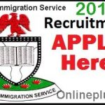 Nigeria Immigration Recruitment 2017 Has Commenced – Apply Now