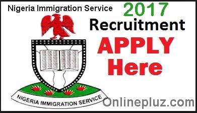 Nigeria Immigration Recruitment 2017