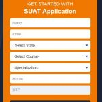 Sharda University 2017 Application Form | SUAT Application form 2017
