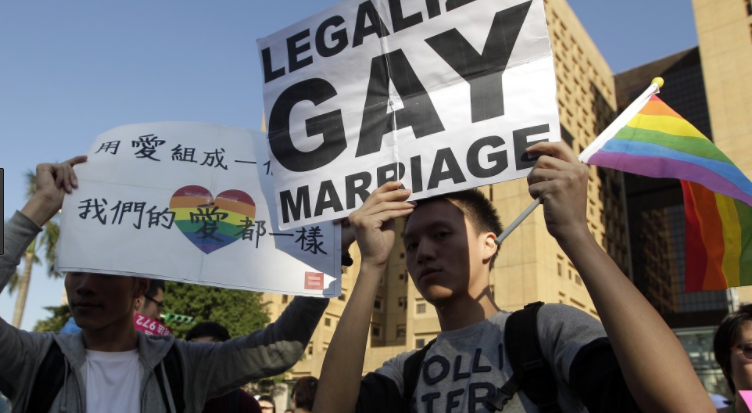 court approves gay marriage