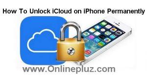Unlock iCloud on iPhone permanently
