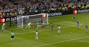 Real Madrid Wins UEFA Champions League