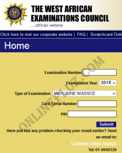 Check WAEC Result Without Scratch Card