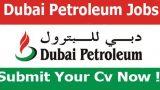 Dubai Petroleum Job Vacancies