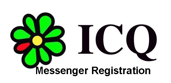 ICQ Messenger Registration