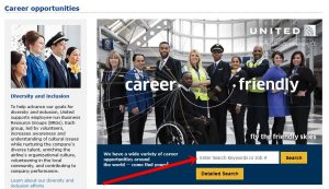 Apply For United Airlines Job Vacancies