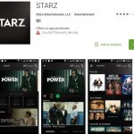 Free Download STARZ Play App For Smathphone (Andriod & iPhone)