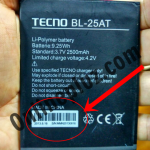 How To Detect An Original Tecno Phone And Battery