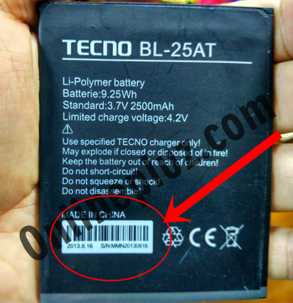 Original Tecno Phone
