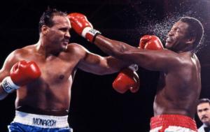 Heavyweight Champion David Bey
