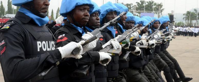 Nigeria Police Recruitment Application
