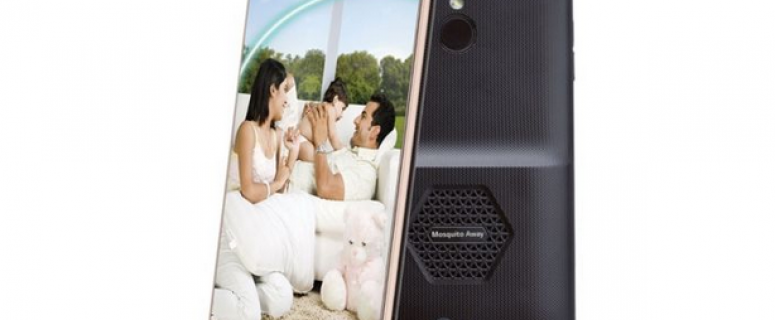 Mosquito Repellant Smartphone Launched