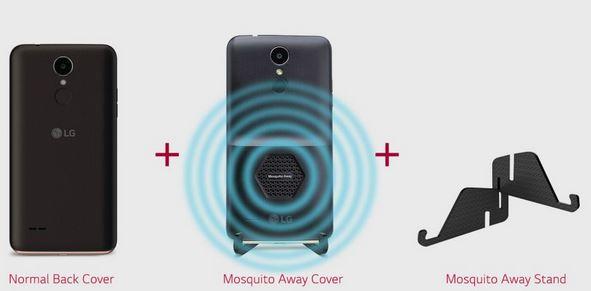 Mosquito Repellant Smartphone