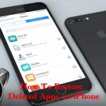 How to Restore Deleted Apps on iPhone or iPad from App Store