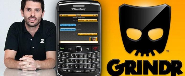 Sign Up Grindr