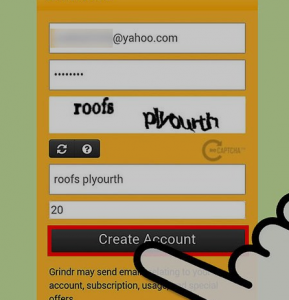 How To Create A New Grindr Account