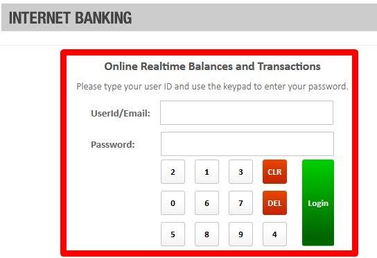 gtbank internet banking register