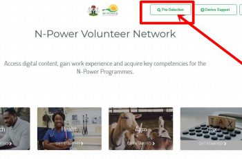 nPower Successful Candidate