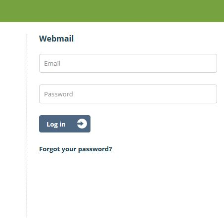 One and one webmail