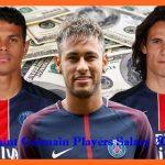 Paris Saint Germain Players Salary 2017/18 Season | PSG Players Weekly Salary