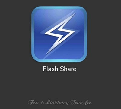 Download Flash Share Apk