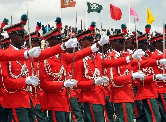 Nigerian Defence Academy Short Service Application