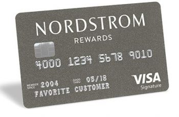 Nordstrom Card Login