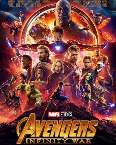 Download Avengers Infinity War Full Movie