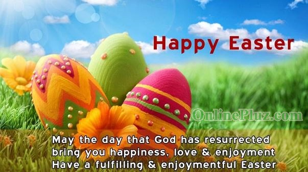 Happy Easter 2018 Wishes SMS