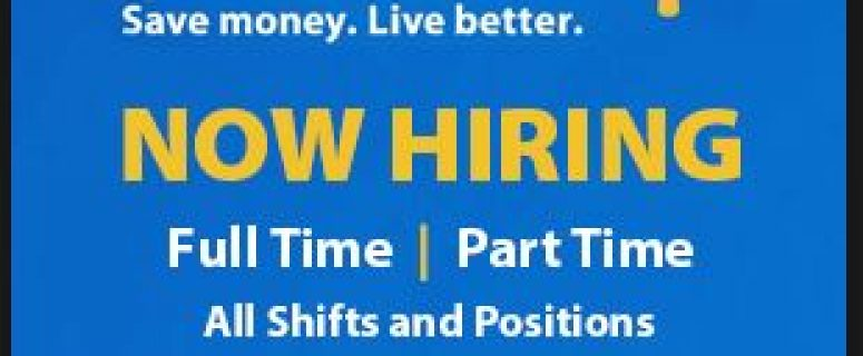 Walmart Job Application Online