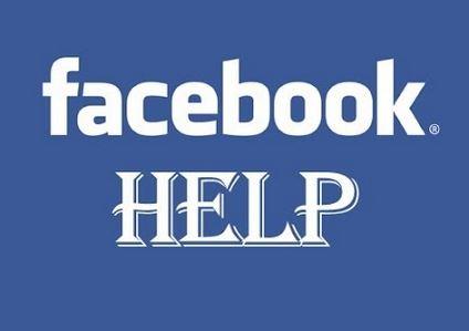 Contact Facebook Help Center