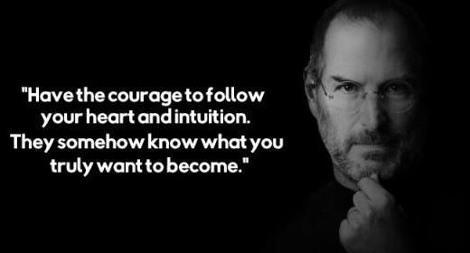 Inspiring Quotes From Steve Jobs